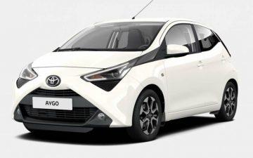 Reserva Toyota AYGO