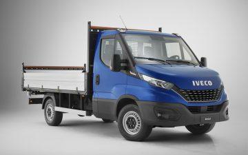 Reserva IVECO Camion Abierto