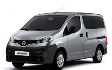 Reserva Nissan NV200