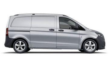 Reserva Mercedes Vito carga