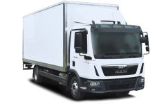 IVECO Camion Plataforma