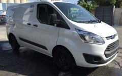 Ford Transit Connect Larga Alta Frigorífica (0º)